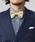 Furbo design(フルボデザイン)の「【Furbo design】 フルボデザイン 西陣織ハンドメイド蝶ネクタイ(蝶ネクタイ)」 ライトグリーン