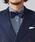 Furbo design(フルボデザイン)の「【Furbo design】 フルボデザイン 西陣織ハンドメイド蝶ネクタイ(蝶ネクタイ)」 ブルー系その他4
