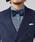 Furbo design(フルボデザイン)の「【Furbo design】 フルボデザイン 西陣織ハンドメイド蝶ネクタイ(蝶ネクタイ)」 ブルー系その他5