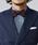 Furbo design(フルボデザイン)の「【Furbo design】 フルボデザイン 西陣織ハンドメイド蝶ネクタイ(蝶ネクタイ)」 ワインレッド