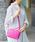 ROPE'(ロペ)の「【19AW】キルティングお財布ショルダーバッグ(ショルダーバッグ)」|ピンク