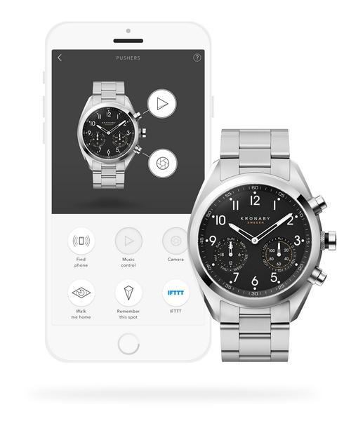 新品本物 KRONABY A1000-3111(腕時計)|HIROB(ヒロブ)のファッション通販, 登山と林業のan-donuts:0f87dec7 --- skoda-tmn.ru