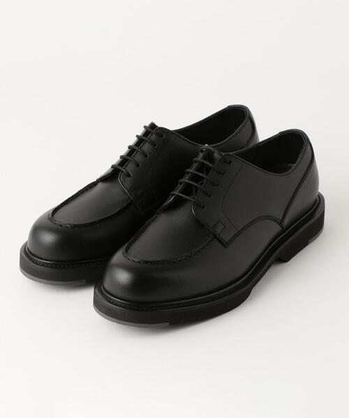 別注[フットストック オリジナルズ]FOOTSTOCK ORIGINALS U-TIP シューズ
