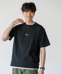 コーエンロゴ刺繍Tシャツ