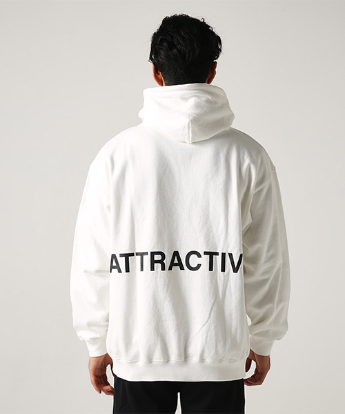 ATTRACTIVE ビッグパーカー