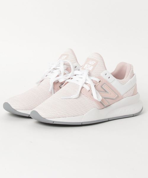 New Balance WS247TI (OYSTER PINK)