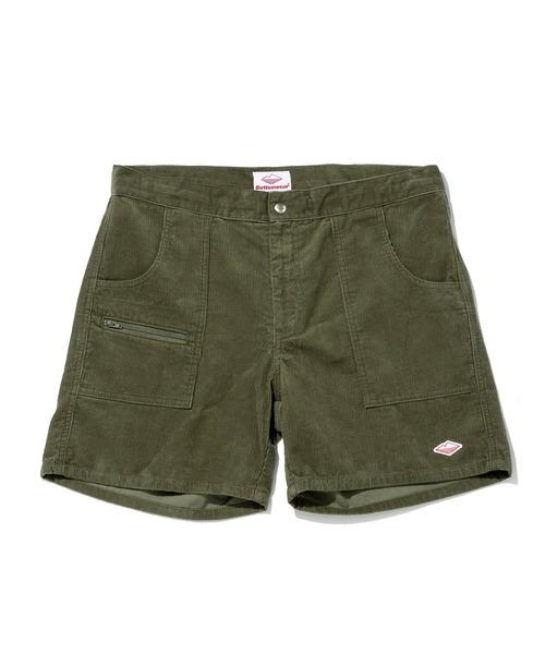 Battenwear(バテンウエア)の「【Battenwear/バテンウェア】米国製ショートパンツ/LOCAL SHORTS(その他パンツ)」|オリーブ