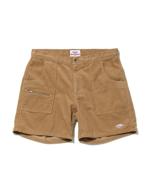 Battenwear(バテンウエア)の「【Battenwear/バテンウェア】米国製ショートパンツ/LOCAL SHORTS(その他パンツ)」|ライトブラウン