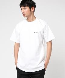 VIBGYOR(ヴィブジョー)のVAKER/ VKR TEE (IC)(Tシャツ/カットソー)