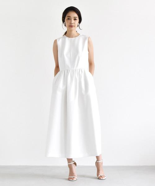 【内祝い】 レース合わせ ロングワンピース(ドレス)|kaene(カエン)のファッション通販, フューチャーロード:34951c57 --- tsuburaya.azurewebsites.net