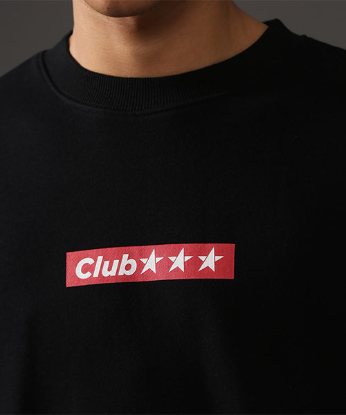 CLUBAZUL BOX CLUB PULLOVER