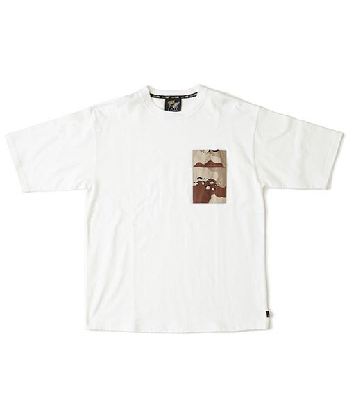 FAT(エフエイティー)の「WARMAN(Tシャツ/カットソー)」 ホワイト
