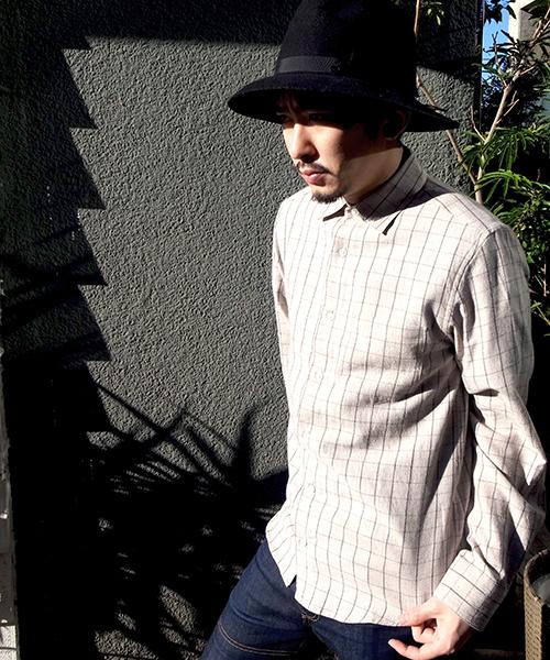 高品質の人気 WINDOW PANE SHIRTS(シャツ PANE/ブラウス)|GDC(ジーディーシー)のファッション通販, オリジナルグッズ ファインピース:4e3a5930 --- gnadenfels.de