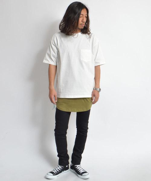 Proclub Curved Hem S/S Tall T shirts