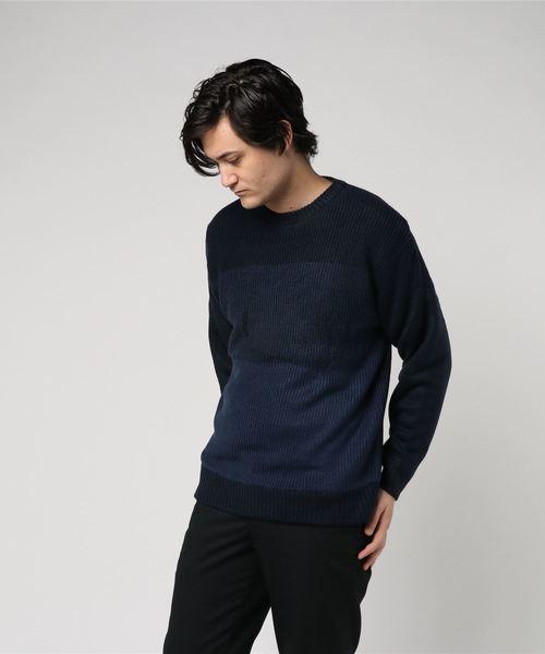 【BLUE STANDARD】裏ボアセーター