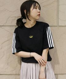 adidas(アディダス)の【adidas】FLOATING Tシャツ(Tシャツ/カットソー)
