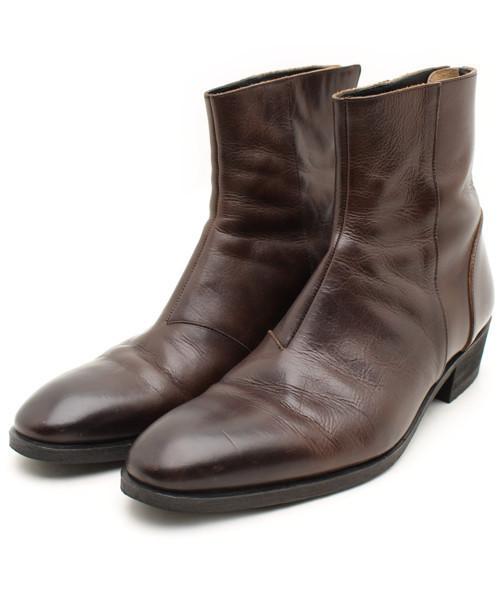 いいスタイル 【ブランド古着 LOUNGE】ブーツ(ブーツ)|LOUNGE LIZARD(ラウンジリザード)のファッション通販 - USED, FOCAL POINT DIRECT:e7eb3aa1 --- wm2018-infos.de