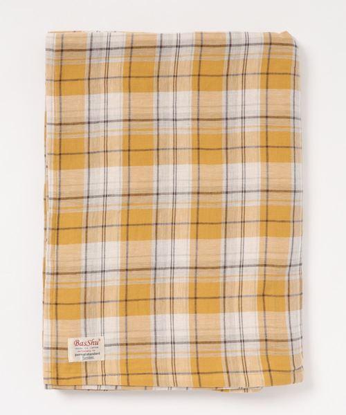 GAUZE CHECK TABLE CLOTH