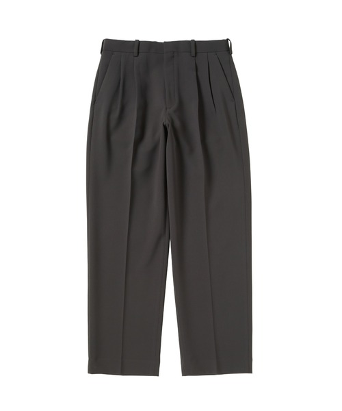 FALL2020 2TUCK SLACKS