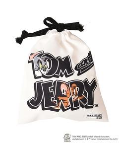 【TOM and JERRY/トムとジェリー】ミニ巾着