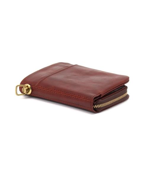 NAUGHTIAM(ノーティアム)ウド イタリアンレザーシリーズ 二つ折り 財布
