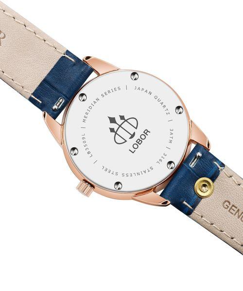 LOBOR ロバー MERIDIAN PERIHELION 33mm メリディアン 腕時計