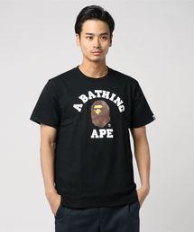 A BATHING APE(アベイシングエイプ)のCOLLEGE TEE M BAPEC(Tシャツ/カットソー)