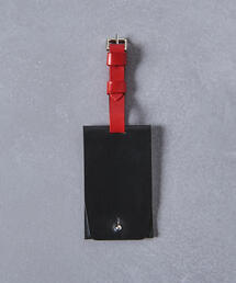 <Whitehouse Cox(ホワイトハウスコックス)> UASP LUGGAGE TAG†