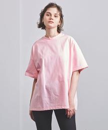 <HYKE(ハイク)>ビッグ フィット Tシャツ ■■■