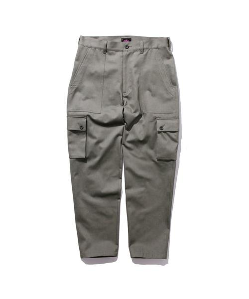 Tapered Cargo Pants テーパード カーゴパンツ