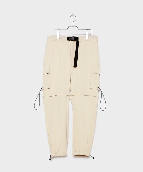 Long Cord Cargo Pants