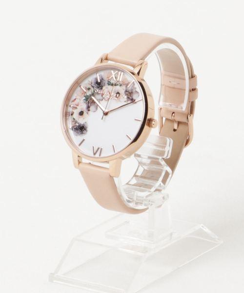 Ray BEAMS(レイビームス)の「OLIVIA BURTON / OB16PP30 38mm(腕時計)」 ピンク