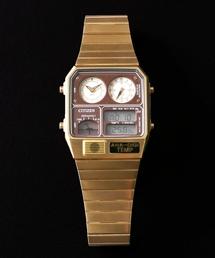CITIZEN ANA-DIGI Ver.2/シチズン アナデジテンプ#(腕時計)