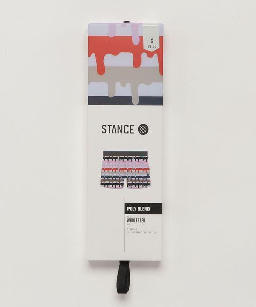 C.E.L.STORE(セルストア)の「STANCE/スタンス DRIPPY WH(ボクサーパンツ)」|ブルー