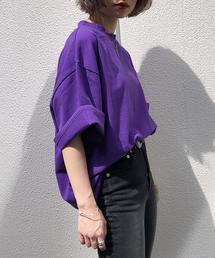 PAGEBOY(ページボーイ)の【WEB限定】BIGシルエットTシャツ(Tシャツ/カットソー)