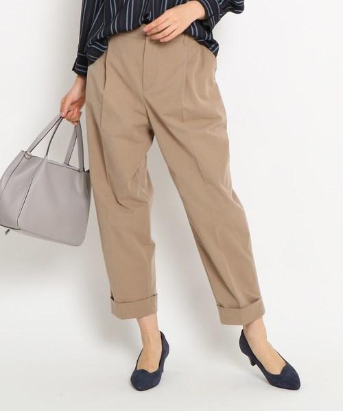 週間売れ筋 【洗える】微起毛テーパードパンツ(パンツ)|Reflect(リフレクト)のファッション通販, Leciel Style:ded7b623 --- skoda-tmn.ru