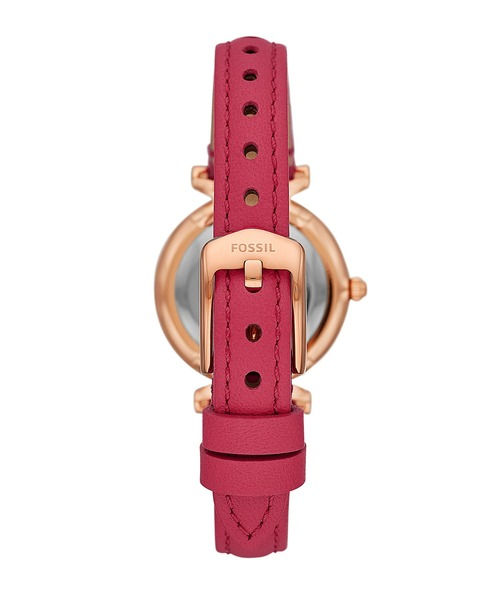 FOSSIL(フォッシル)の「CARLIE MINI ES5006(アナログ腕時計)」|詳細画像