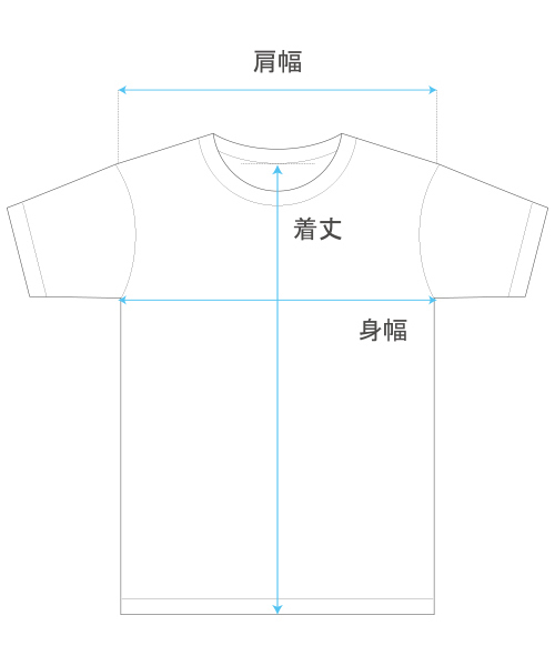 LEADWORKS/FAUX REAL Tシャツ ストロングマン ボーイ