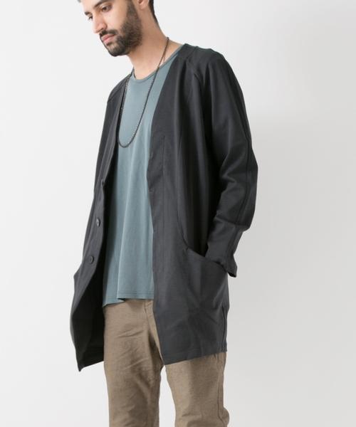 【送料込】 ラウンドノーカラージャケット - - 度詰めポンチ 度詰めポンチ -(ノーカラージャケット)|OURET(オーレット)のファッション通販, テシオチョウ:e7fca5c6 --- blog.buypower.ng