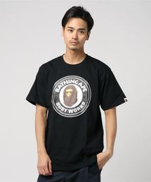 A BATHING APE(アベイシングエイプ)のBUSY WORKS TEE M BAPEC(Tシャツ/カットソー)