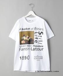 【別注】<TAGS WKGPTY>× <THE NATIONAL GALLERY> Latour/Tシャツ