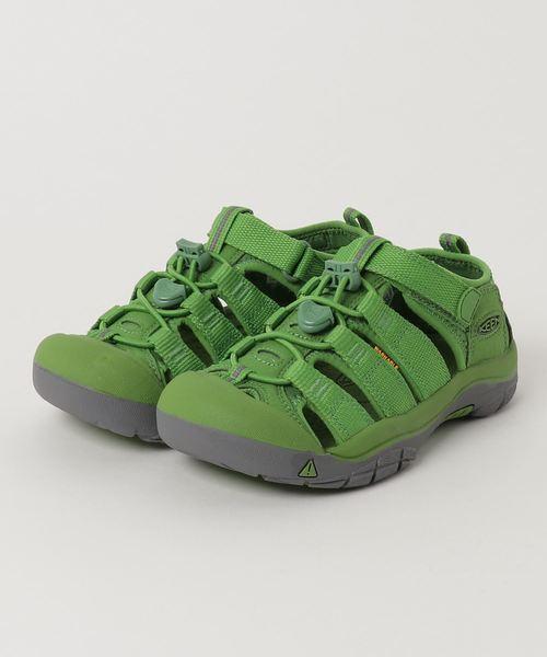 KEEN NEWPORT H2 C (FLUORITE GREEN)
