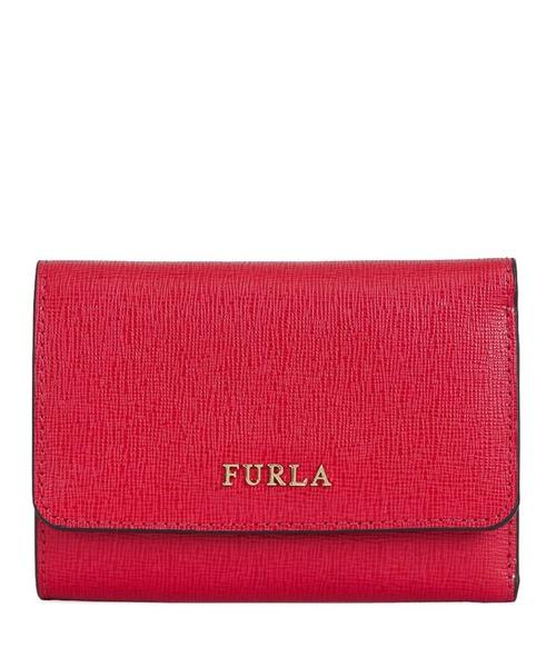 b109e567f0ba バビロン S トリフォールド ウォレット(財布)|FURLA(フルラ)の ...