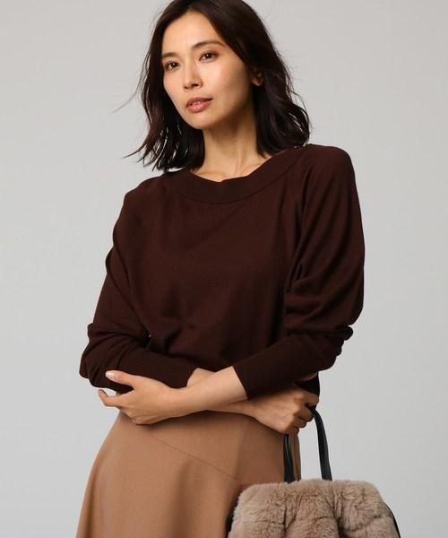 超安い [L]シルクウールカシミヤ肩ボタンニット(ニット/セーター)|UNTITLED(アンタイトル)のファッション通販, 贅沢屋の:9a274676 --- 5613dcaibao.eu.org