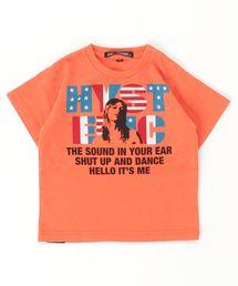 VOTE pt Tシャツ【XS/S/M】オレンジ