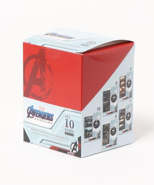 【 MARVEL 】 アベンジャーズ ランダムアクリルスタンド フィルムコレクションBOX(