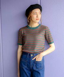 select MOCA(セレクトモカ)の春夏カラー涼しけ形状安定素材サーモベレー(ハンチング/ベレー帽)
