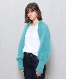 <baby mo>MOHAIR SHRUG KNIT/ニット