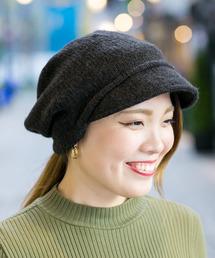 無(ム)のLOOSE CAP(キャスケット)