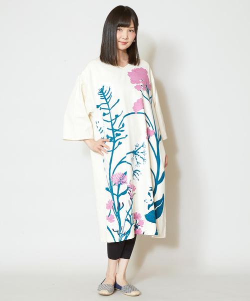 【カヤ】七草ワンピース